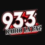 Logo da emissora Radio La Paz 93.3 FM