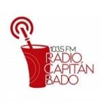 Logo da emissora Radio Capitán Bado 103.5 FM