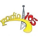 Logo da emissora Radio 105 Bombarder 105 FM