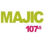 Logo da emissora WAMJ 102.5 FM