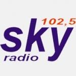 Logo da emissora Sky Radio 102.5 FM