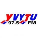 Logo da emissora Radio Yvytu 97.5 FM