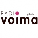 Logo da emissora Radio Voima 98.6 FM