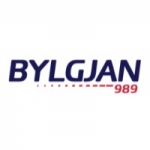 Logo da emissora Bylgian 98.9 FM