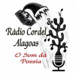 Logo da emissora Rádio Cordel Alagoas