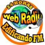 Logo da emissora Edificando FM
