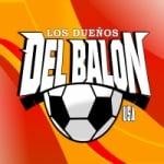 Logo da emissora Los Duenos Del Balon USA