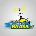 Logo da emissora Web Rádio Do Esquina Brasil