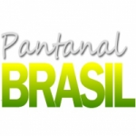 Logo da emissora Pantanal Brasil