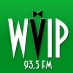 Logo da emissora WVIP 93.5 FM
