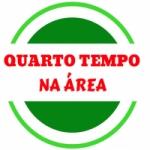 Logo da emissora Quarto Tempo Na Área