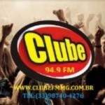 Logo da emissora Clube FM