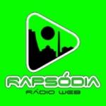 Logo da emissora Rapsódia Rádio Web