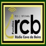 Logo da emissora Rádio Cova da Beira 92.5 FM