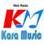 Logo da emissora Web Rádio Kara Music