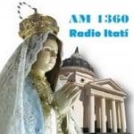 Logo da emissora Radio Itati 1360 AM