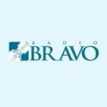 Logo da emissora Radio Bravo