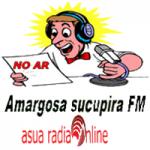 Logo da emissora Amargosa Sucupira FM