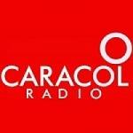 Logo da emissora Caracol Radio 100.9 FM 810 AM