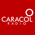 Logo da emissora Caracol Radio 100.9 FM