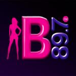 Logo da emissora Radio Bandida 89.7 FM
