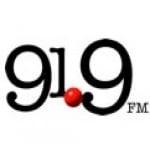 Logo da emissora Radio Javeriana Estéreo 91.9 FM