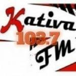 Logo da emissora Kativa FM