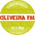 Logo da emissora Rádio Oliveira FM