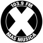 Logo da emissora Radio La X 103.9 FM