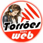 Logo da emissora Rádio Torrões Web
