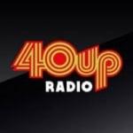 Logo da emissora 40UP Radio