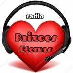 Logo da emissora Rádio Paixoes Eternas