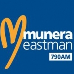 Logo da emissora Radio Munera Eastman 790 AM
