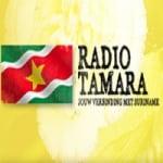 Logo da emissora Radio Tamara
