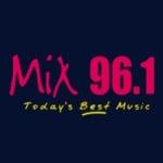 Logo da emissora WVLF 96.1 FM
