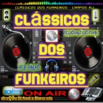 Logo da emissora Clássicos Dos Funkeiros Web Rádio