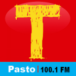 Logo da emissora Radio Tropicana 100.1 FM