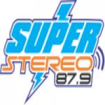 Logo da emissora Radio Super 87.9 FM