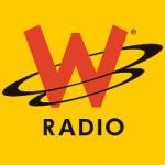Logo da emissora Radio W 99.9 FM