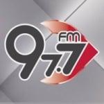 Logo da emissora Radio Difusión Latina 97.7 FM