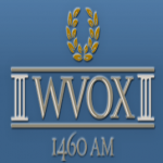 Logo da emissora WVOX 1460 AM