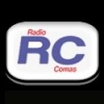 Logo da emissora Radio Comas 101.7 FM