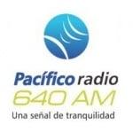 Logo da emissora Radio Del Pacifico 640 AM