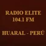 Logo da emissora Radio Elite 104.1 FM