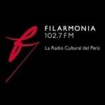 Logo da emissora Radio Filarmonia 102.7 FM
