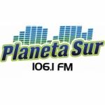 Logo da emissora Radio Planeta Sur 106.1 FM