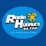 Logo da emissora Radio Huánuco 94.7 FM