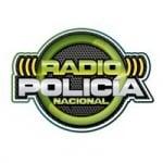 Logo da emissora Radio Policía nacional 89.5 FM