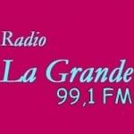 Logo da emissora Radio La Grande 99.1 FM