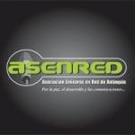 Logo da emissora Asenred Radio